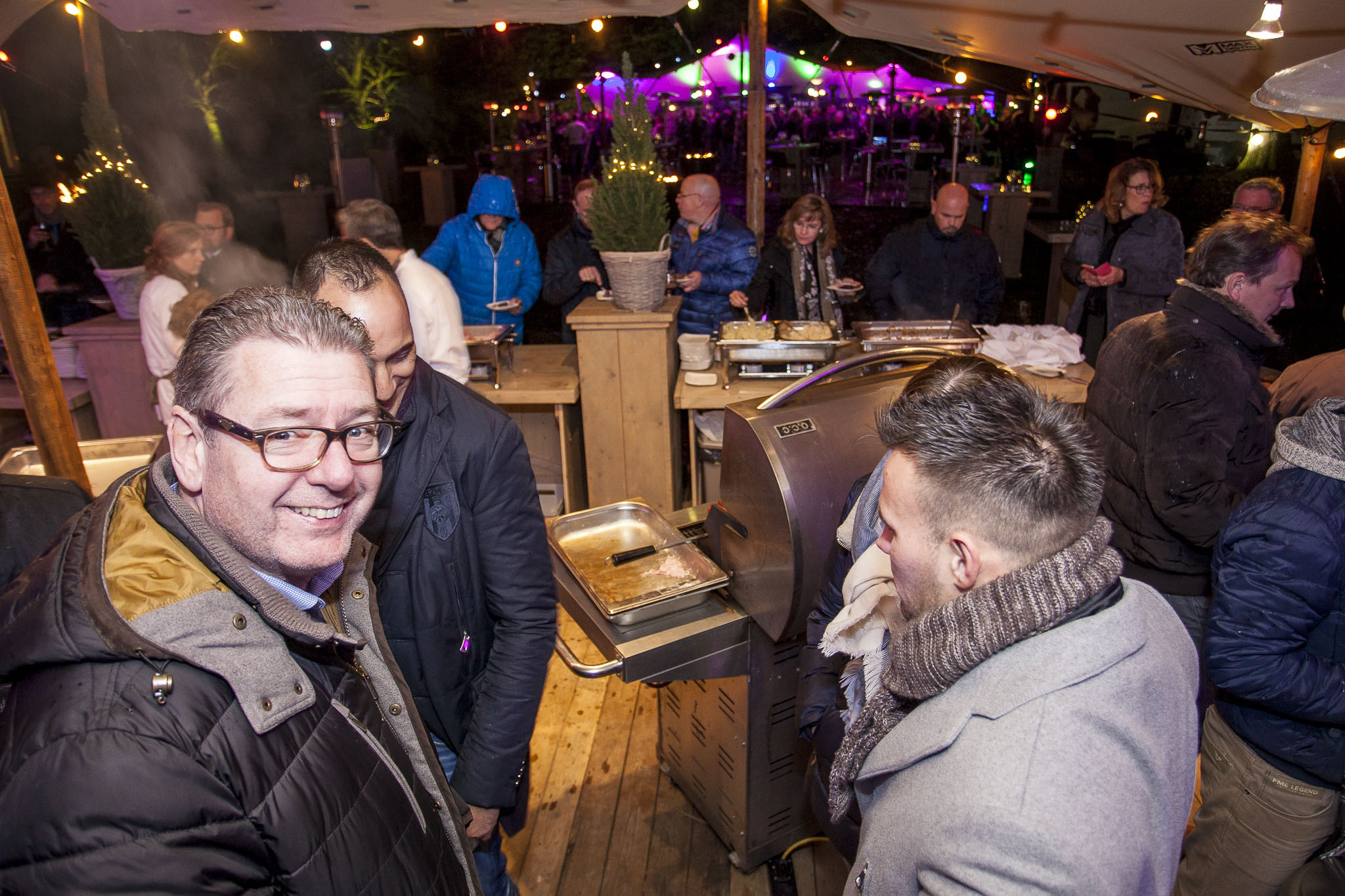 Heracles Almelo Winter BBQ