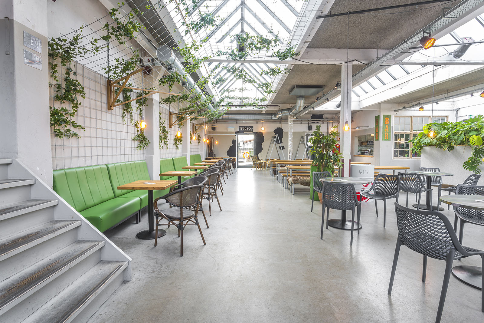 fooddock deventer interieur